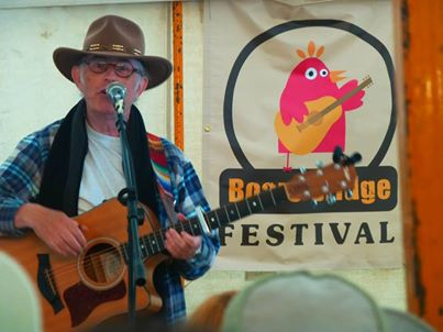 John Cee Stannard at Boars Bridge festival June 2013